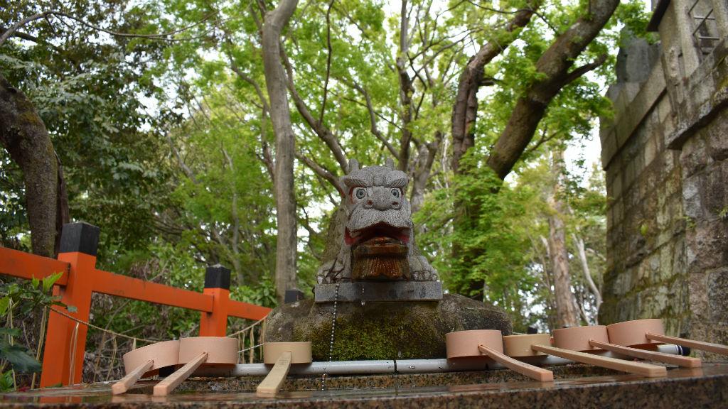 fusimi inari nagyszentély japán