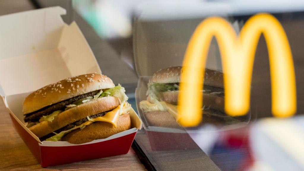Ez még a hagyományos, húsos Big Mac