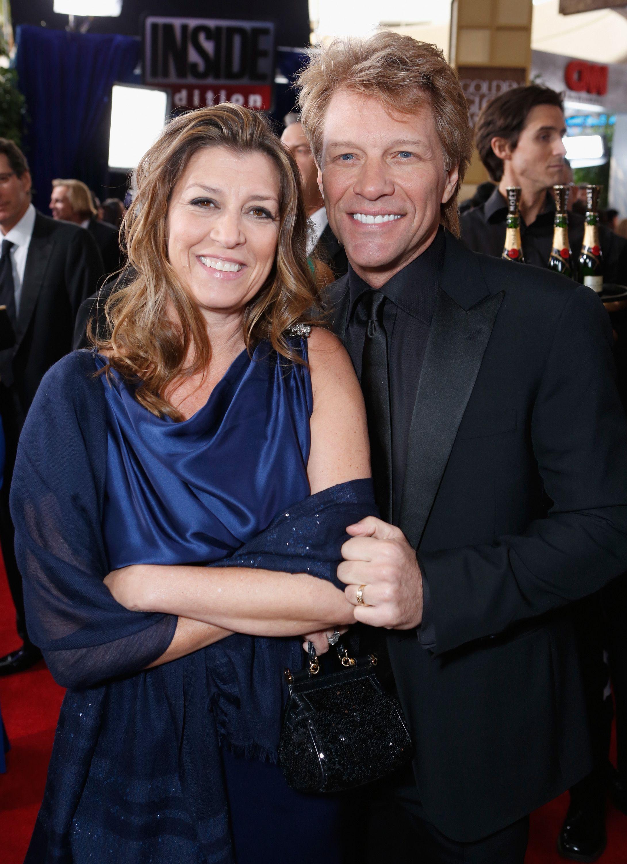 Jon Bon Jovi és Dorothea Hurley - Fotó: Getty Images