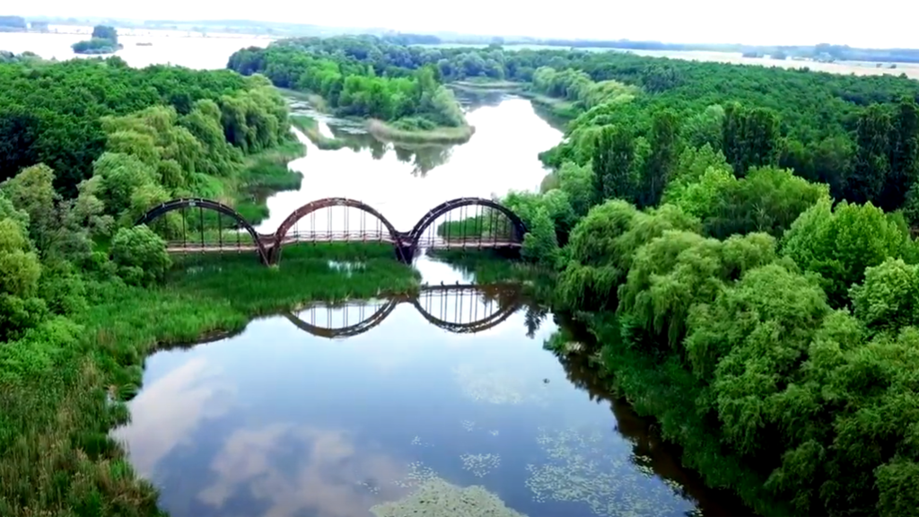 A Kányavári-sziget Magyarország egyik eldugott csodája.