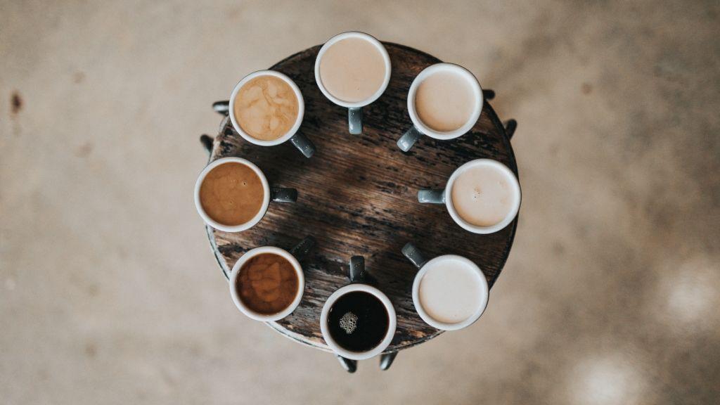 kávé keserű tanulmány