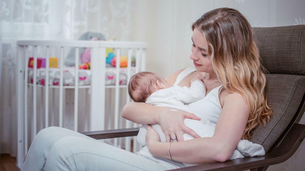 Figyelj a testedre szülés után is! (Fotó: iStock)