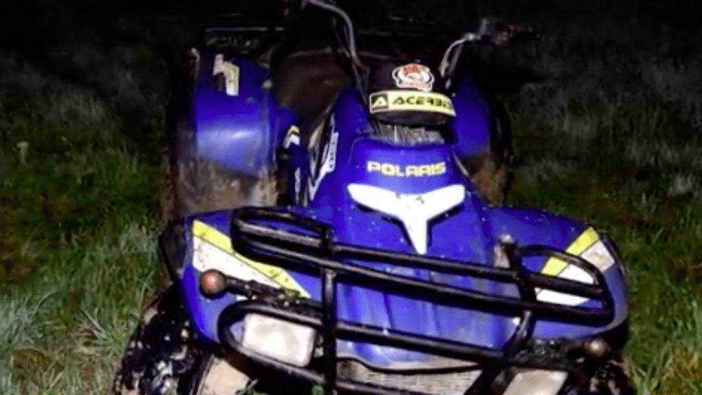 quad baleset ittas sofőr szlovákia