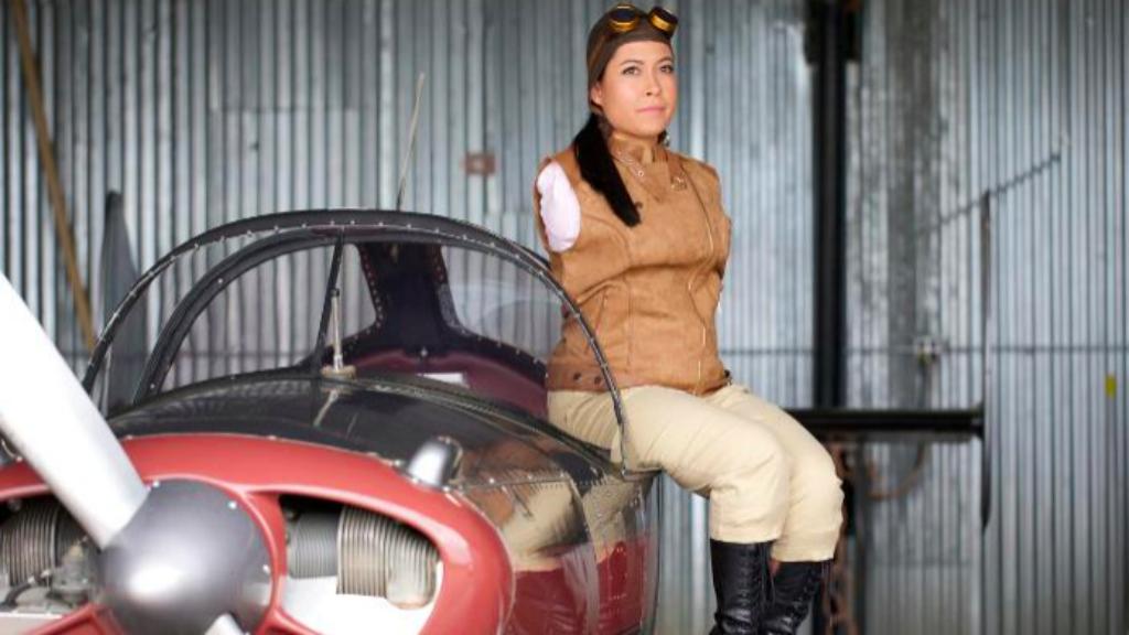 pilóta fogyatékosság bátorság motiváció inspiráció