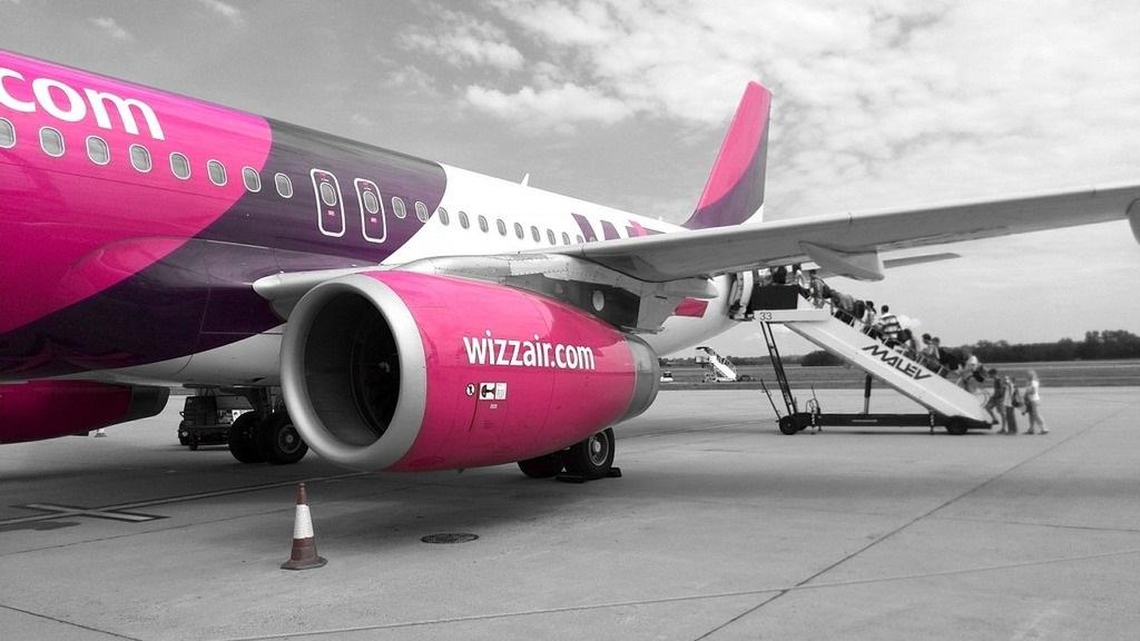 Ritkítja járatait a Wizz Air (forrás: Pixabay)