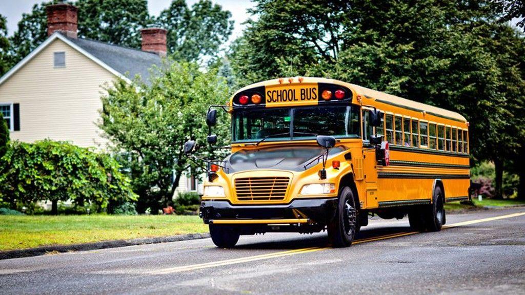 otthon, iskolabusz