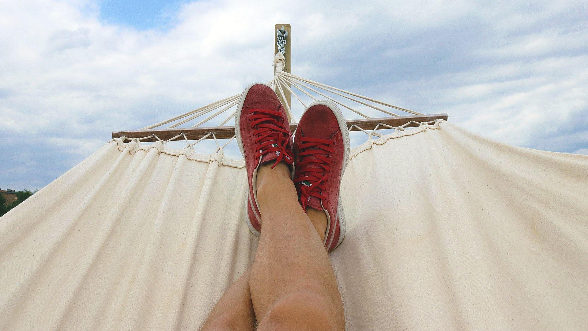 Vakáció, függőágy