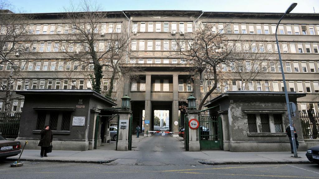 Péterfy Sándor utcai Kórház-Rendelőintézet