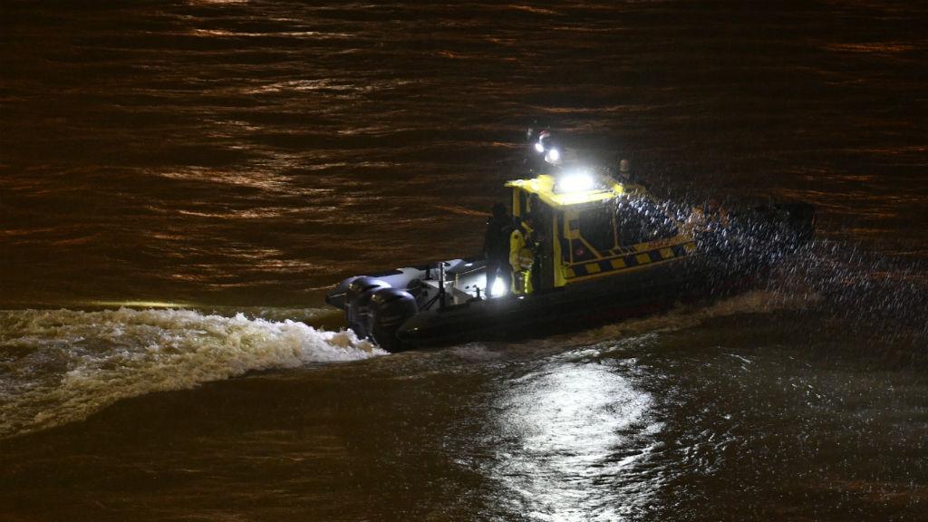 hableány hajóbaleset mentőhajó
