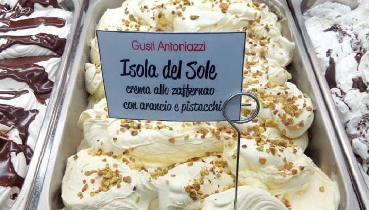 fagyi fagylalt olasz fagyi isola del sole grado