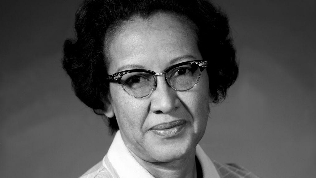 Katherine Johnson NASA női matematikus