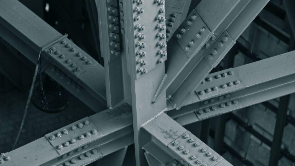fém híd szerkezet