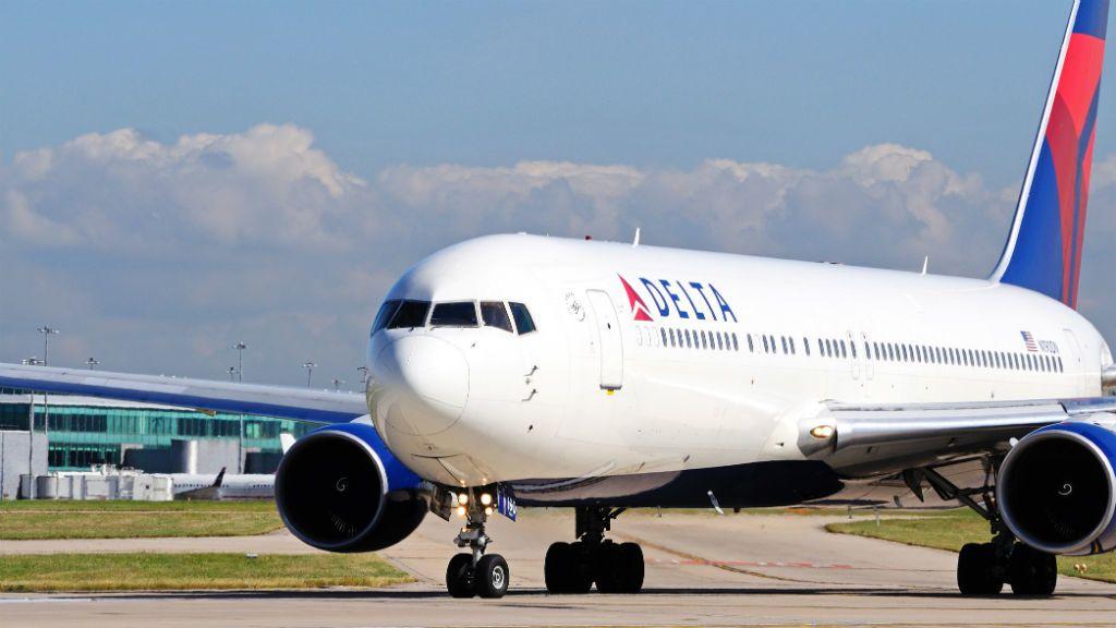 delta airlines repülőgép