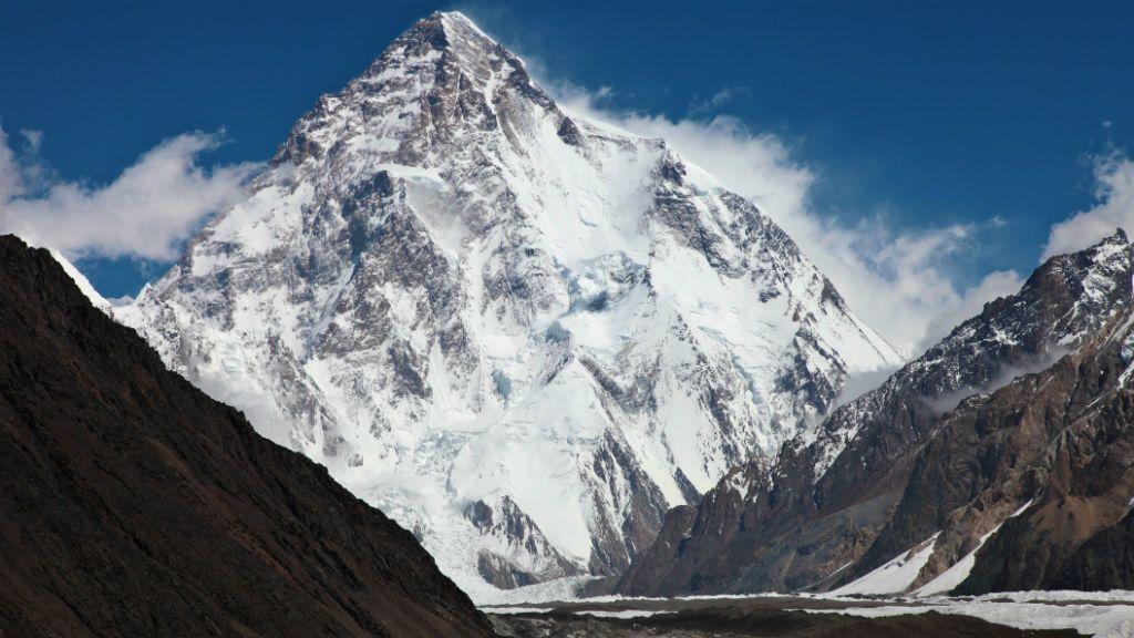 K2 hegy hegymászás