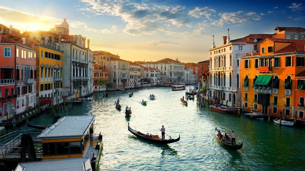 Velence Olaszország