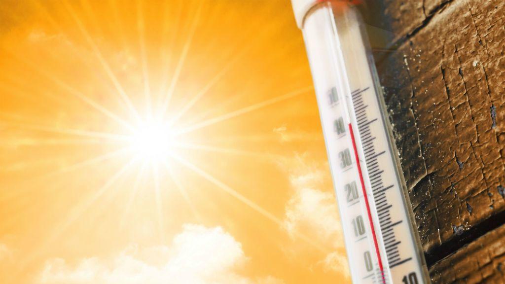 hőség kánikula nyár hőmérő