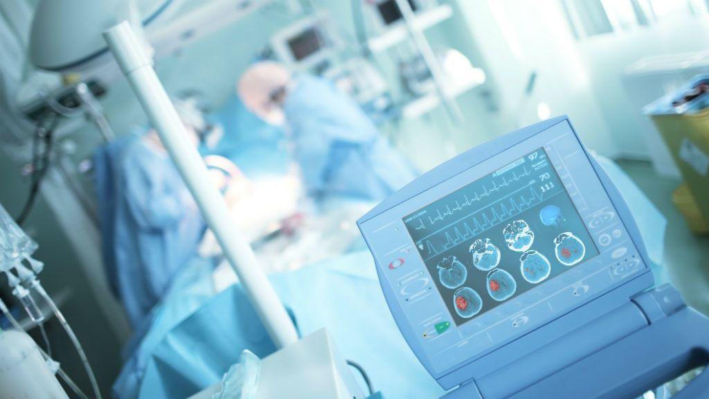 műtét operáció kórház agyműtét agytumor