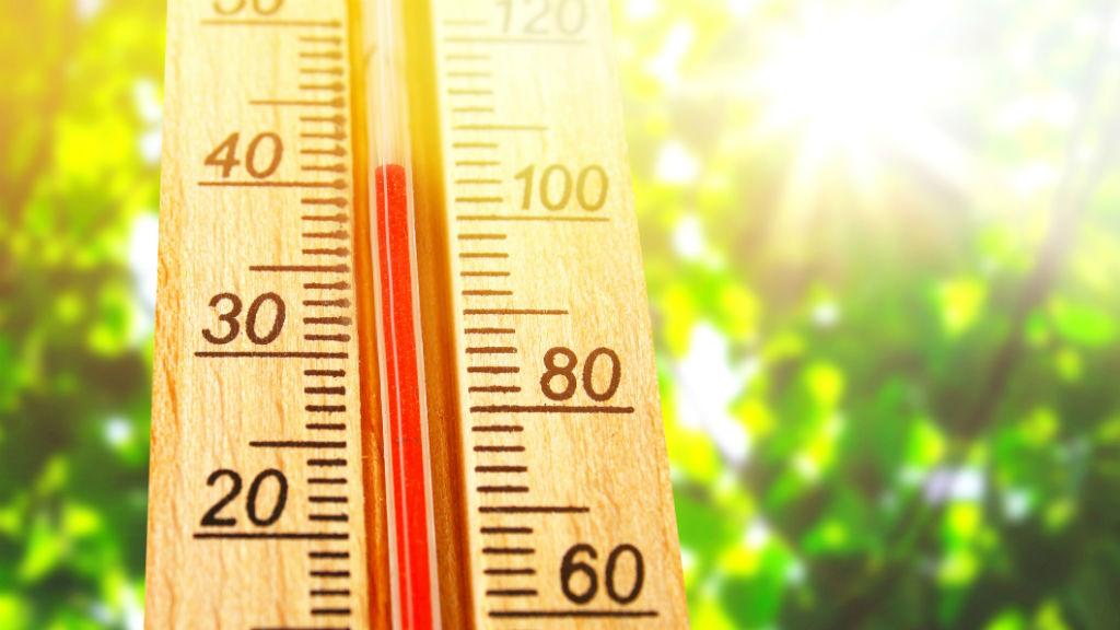 kánikula hőség