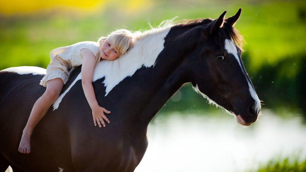 lovaglás gyerek előnyök