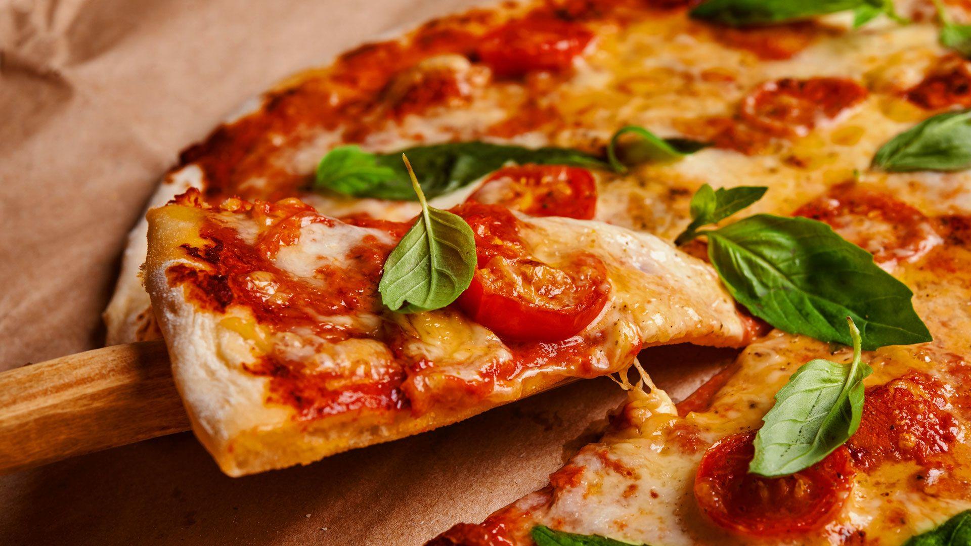 Ez a pizza nem 10 perc alatt készült (Fotó: iStockphoto)
