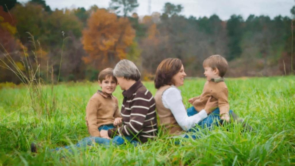gyász család megható vallomása
