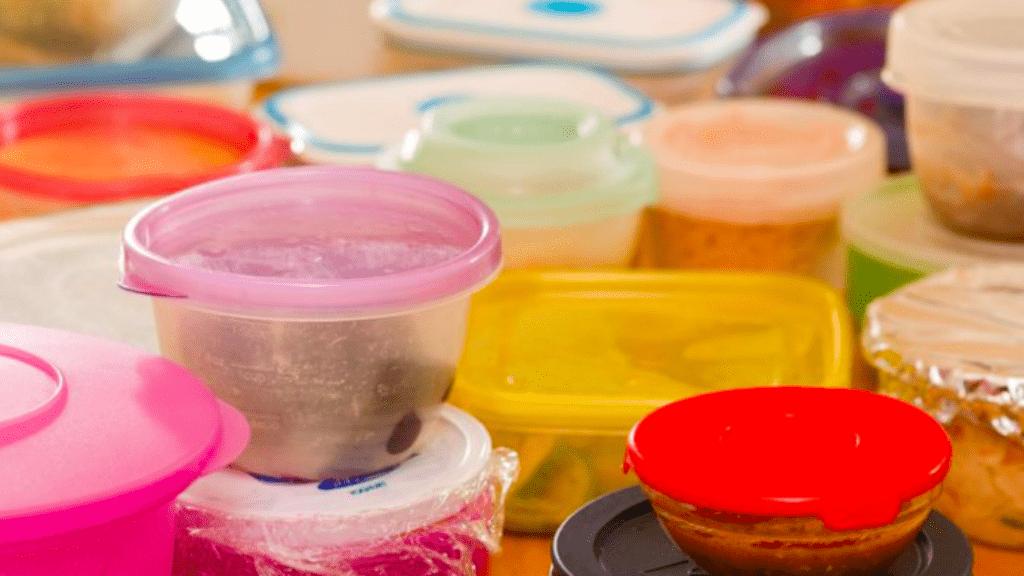 műanyag doboz étel maradék biztonság