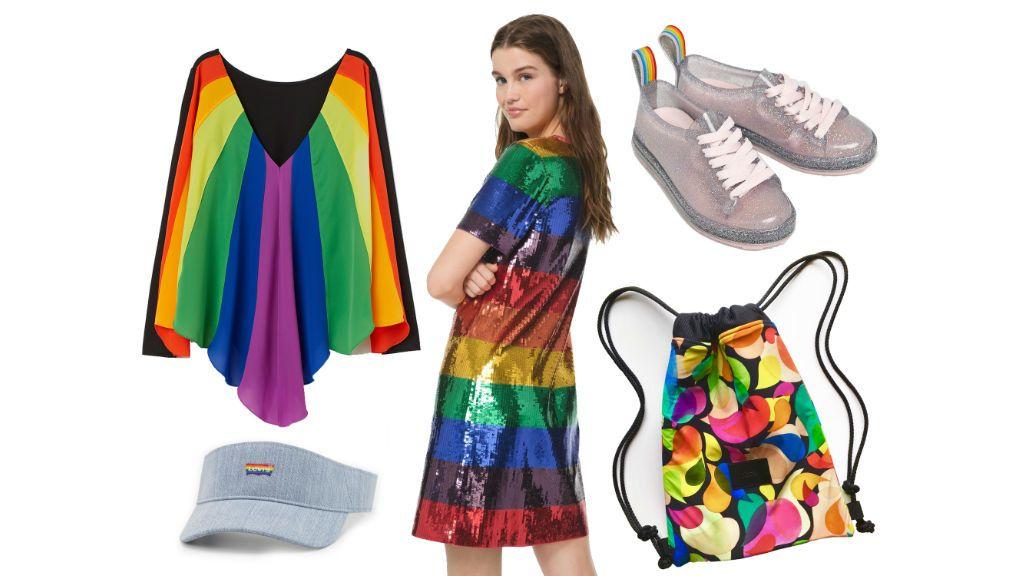 szivárvány divat pride