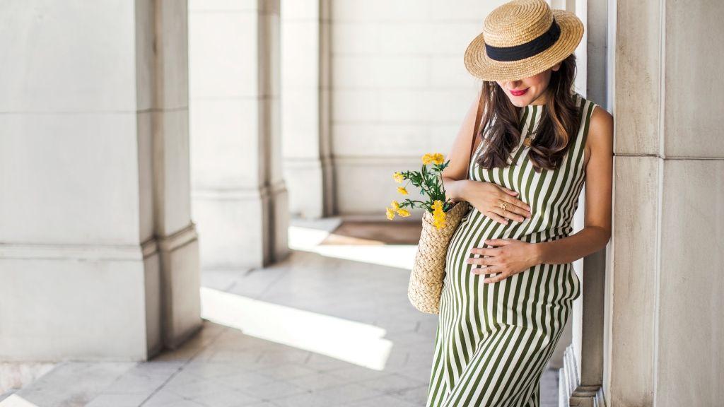 terhesség nyár előnyök