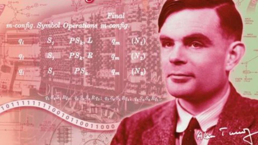 Alan Turing bankjegy