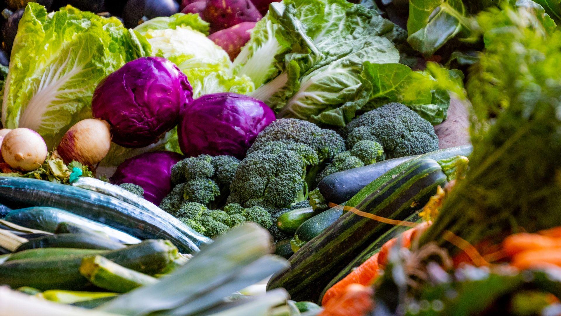 zöldség, zöldséges