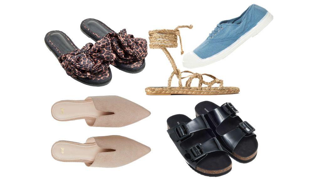 leárazott cipők
