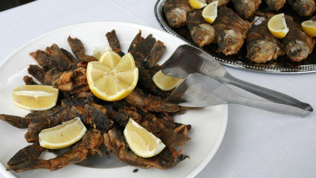 sült hal halfogyasztás