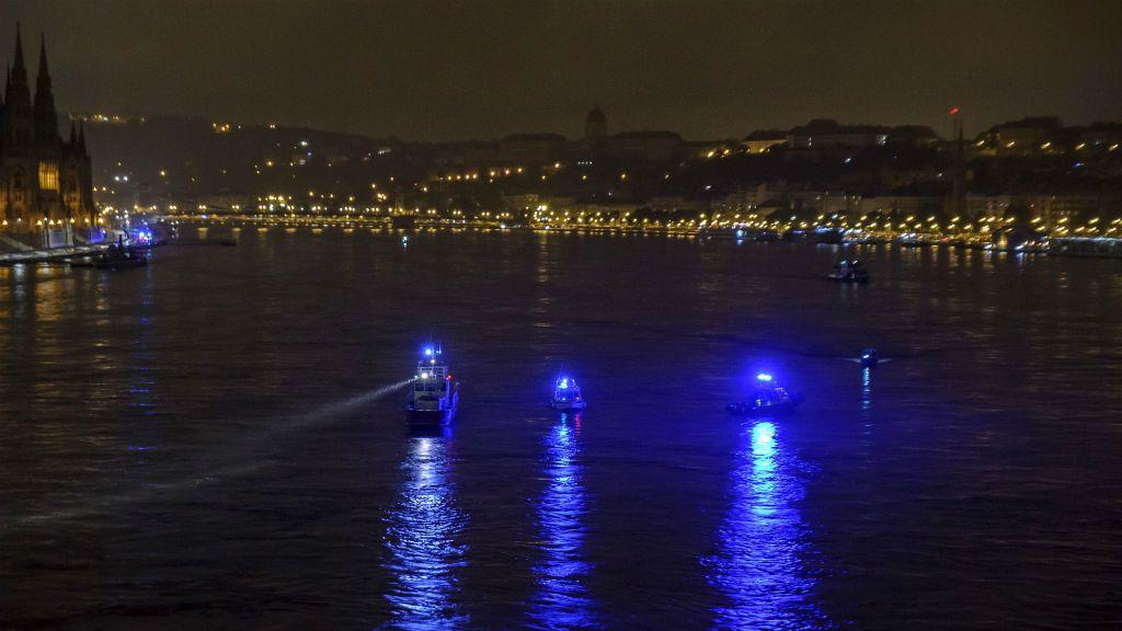 hajóbaleset hableány keresőhajó duna