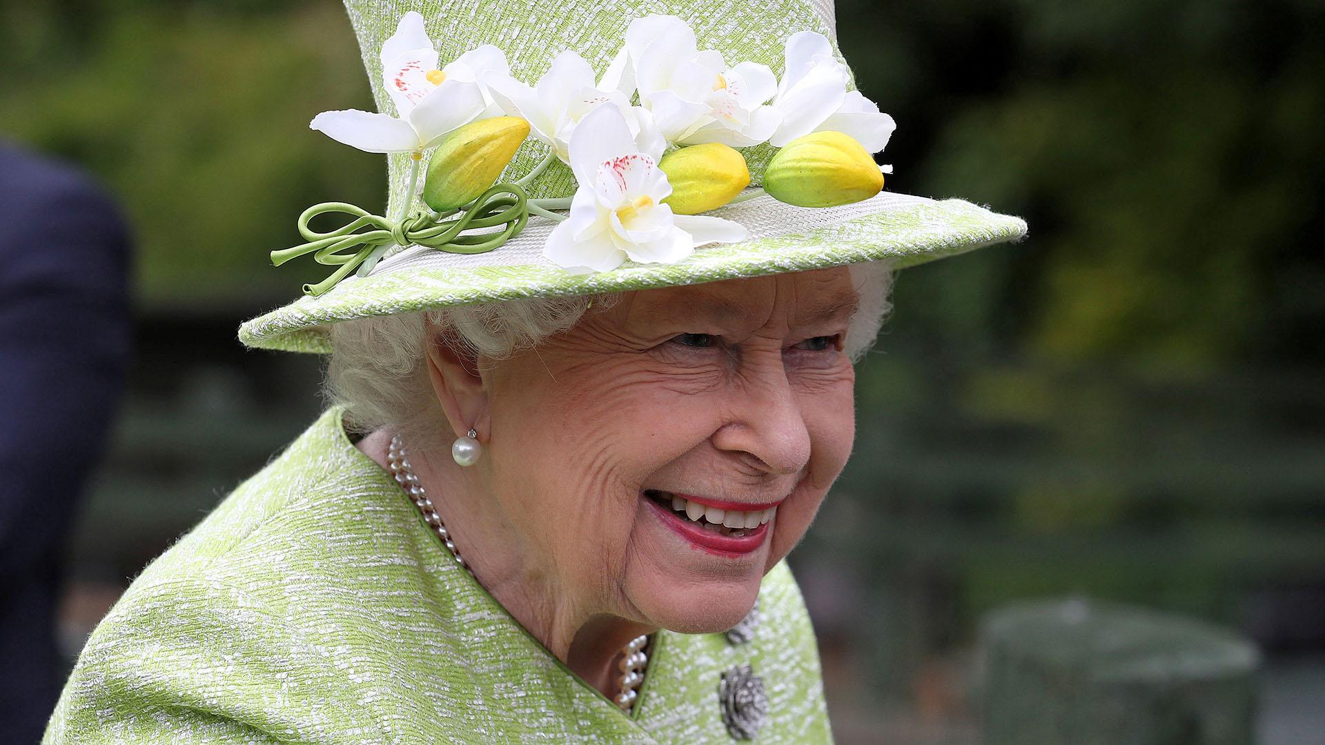 II. Erzsébet, királynő