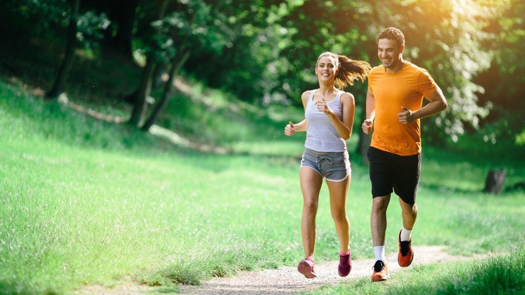 futás jóga testmozgás