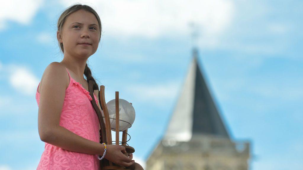 Greta Thunberg Szabadság-díj