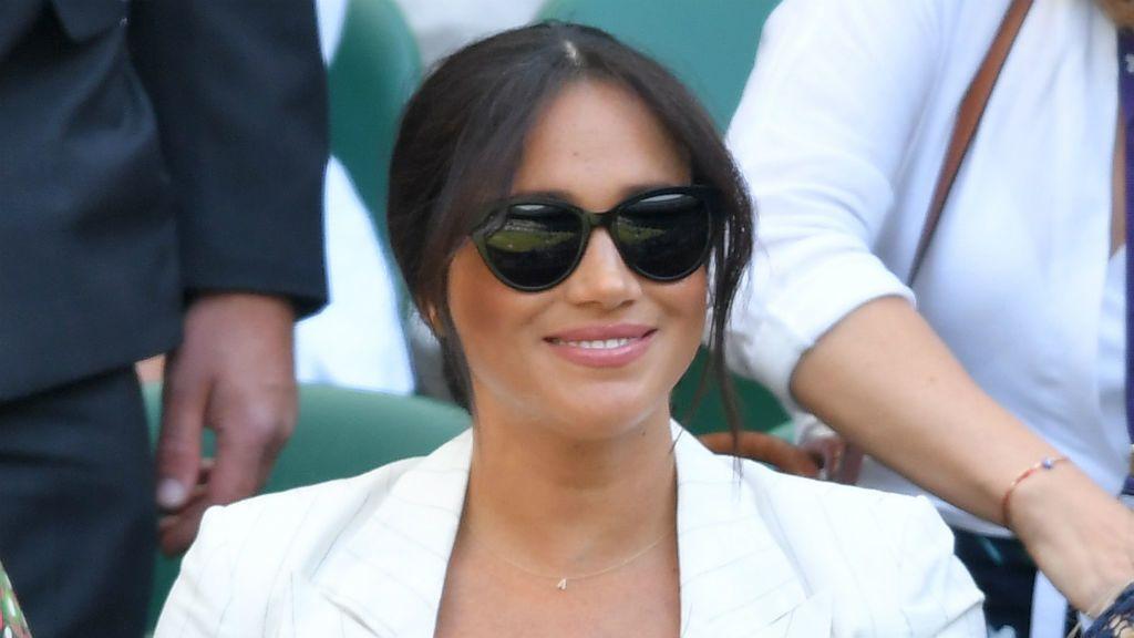 Meghan hercegné Wimbledon