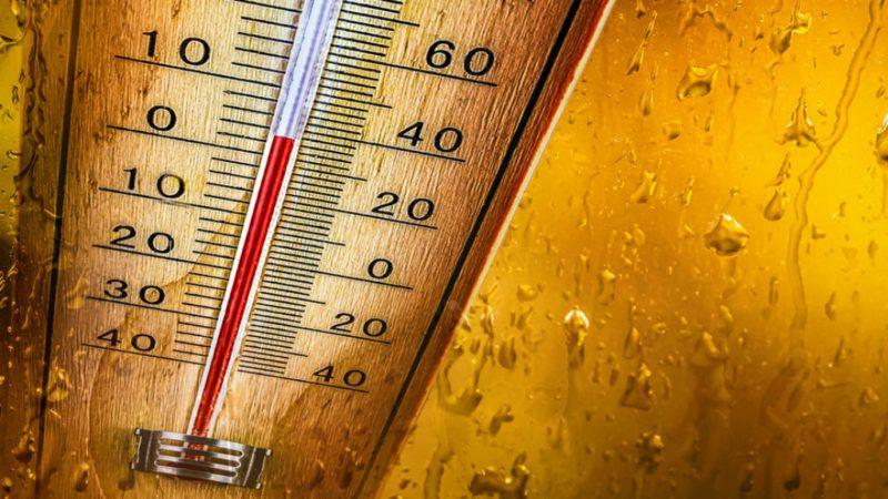 hőmérő hőmérséklet