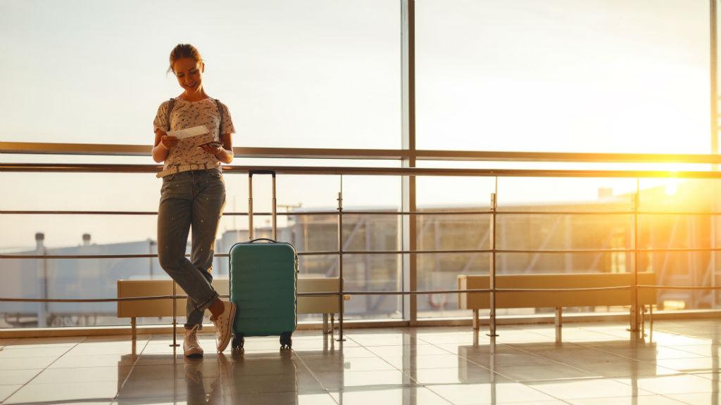 utazás egyedül
