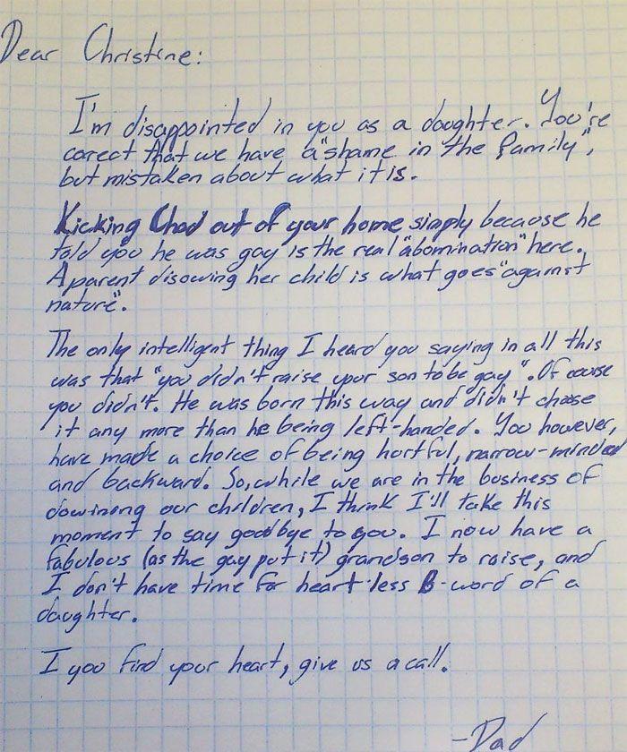 vallomás meleg levél nagypapa megható