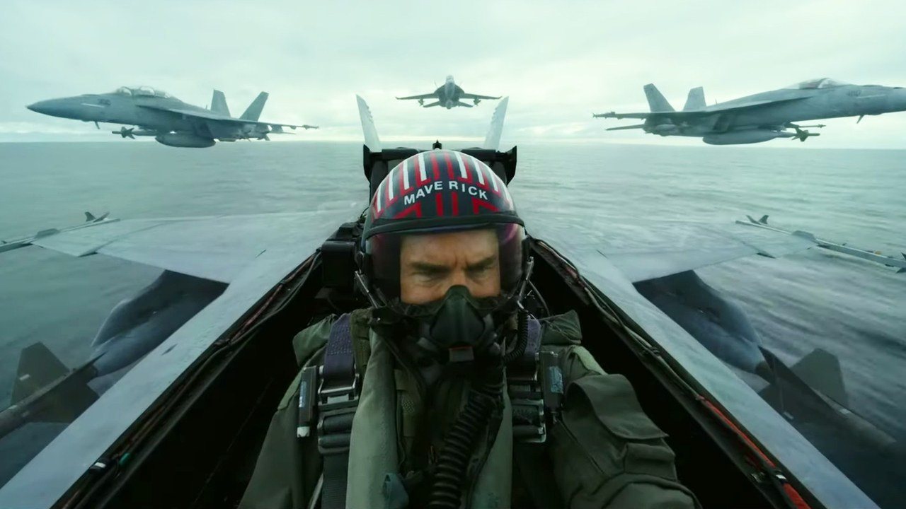 tom cruise, top gun, maverick, film