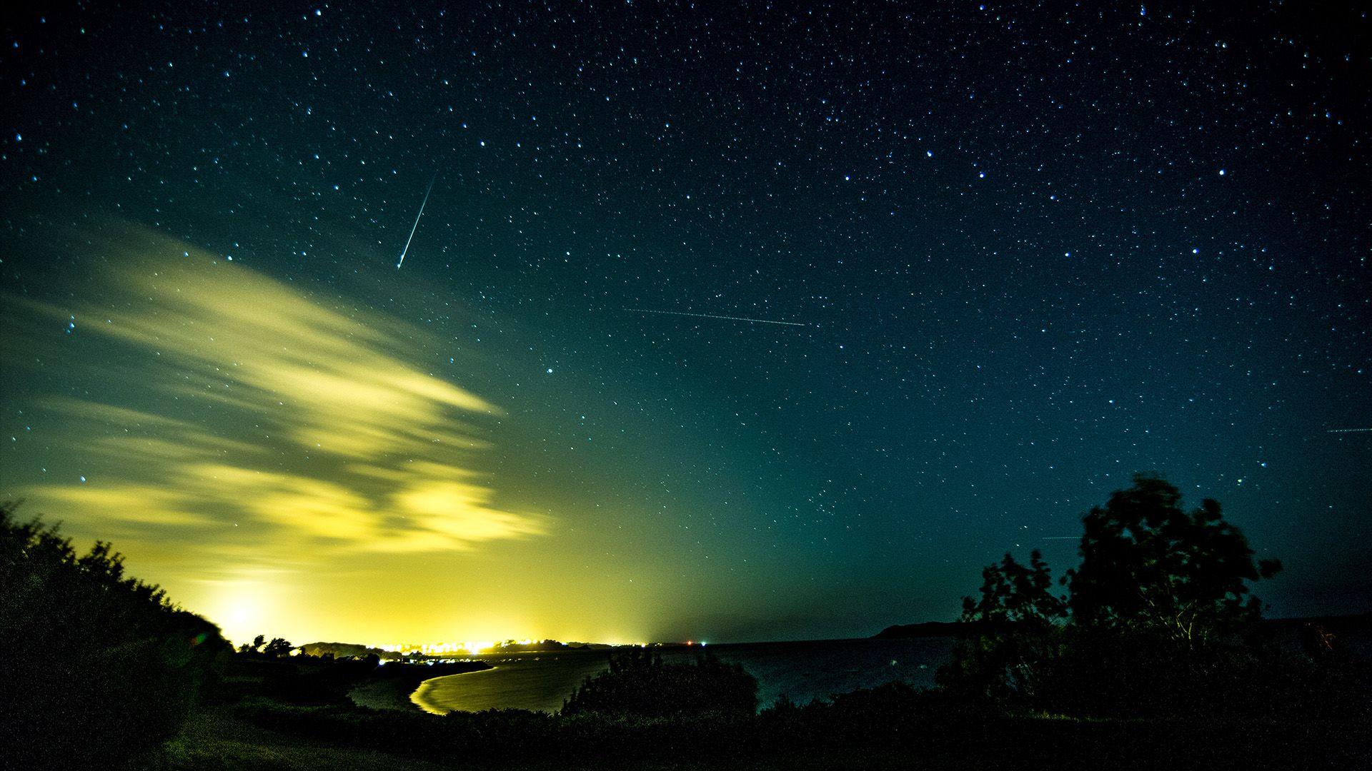 meteor, tűzgömb