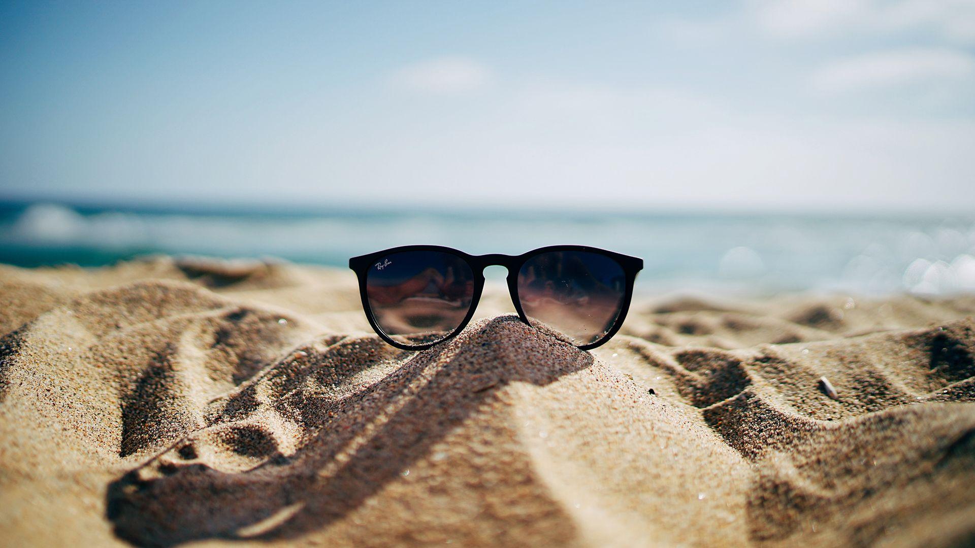 napszemüveg, nyár