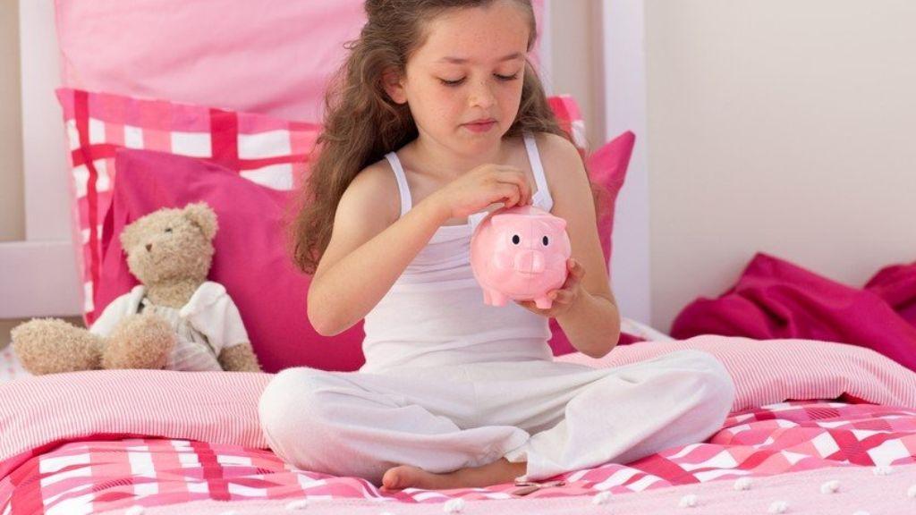 pénz gyereknevelés tudatosság