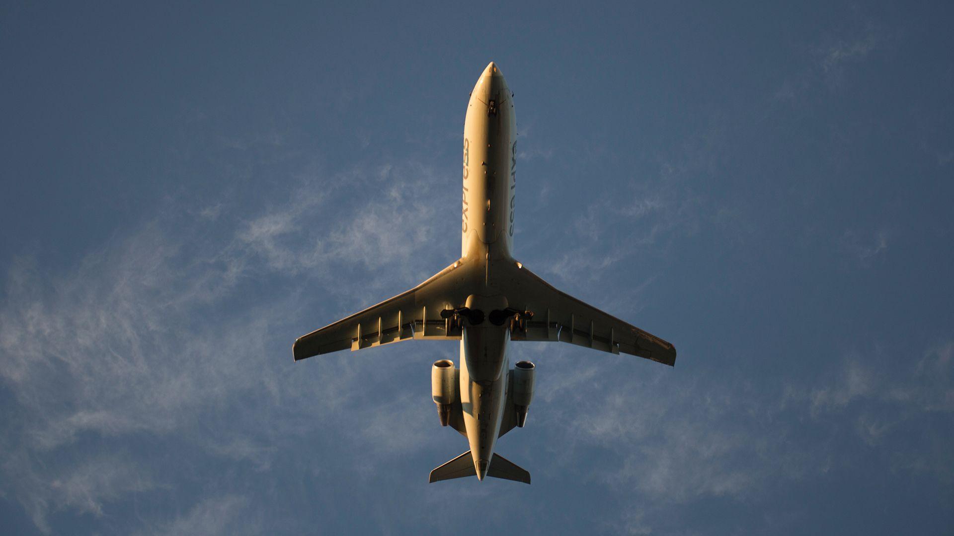 repülő, repülőgép, boeing, utasszállító