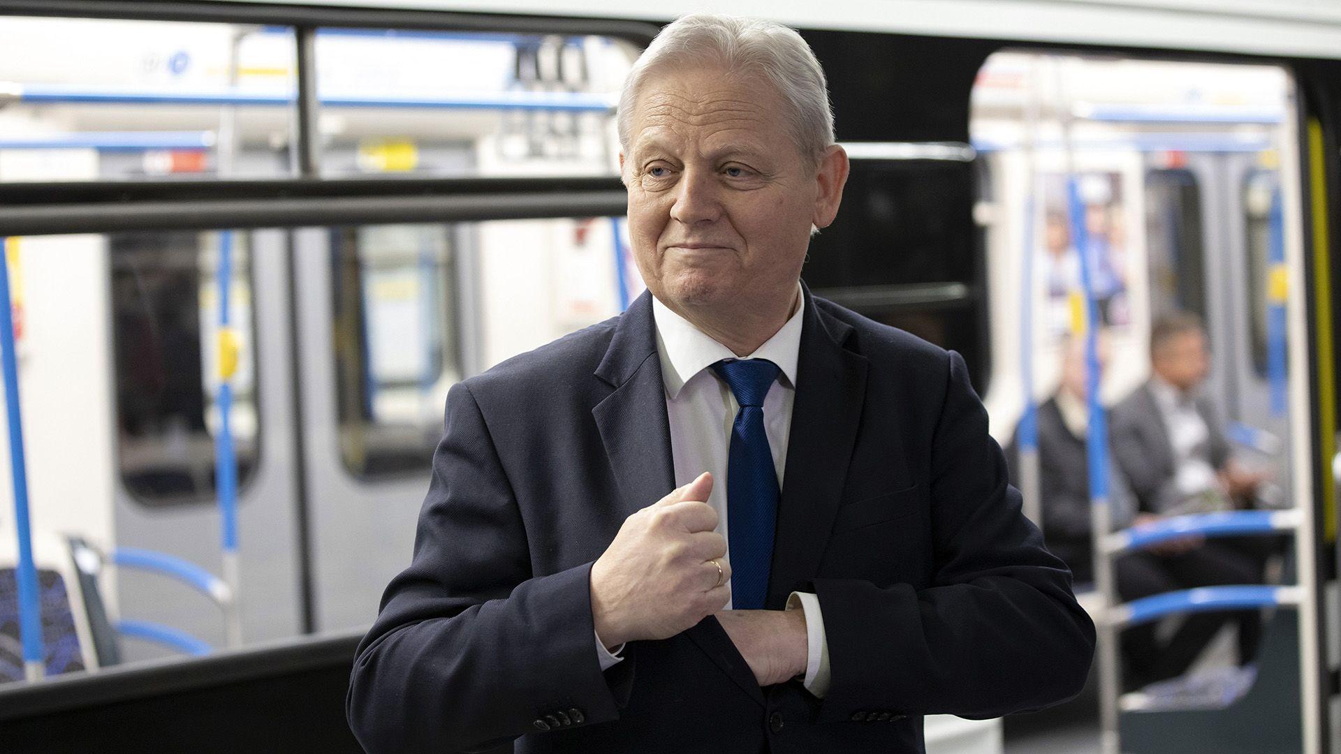 tarlós istván, főpolgármester, metró, 3-as metró