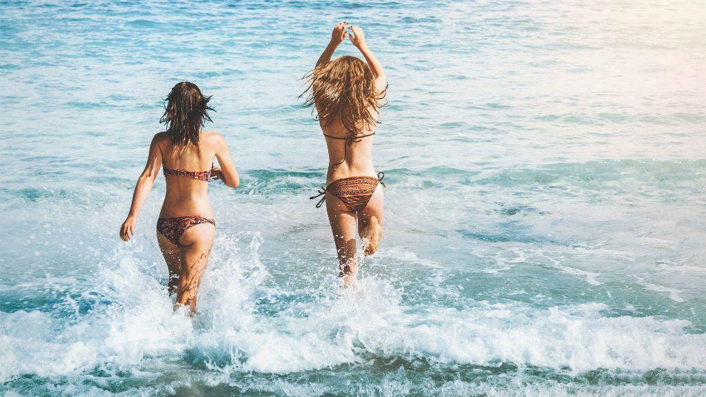 nyaralás utazás tenger strand