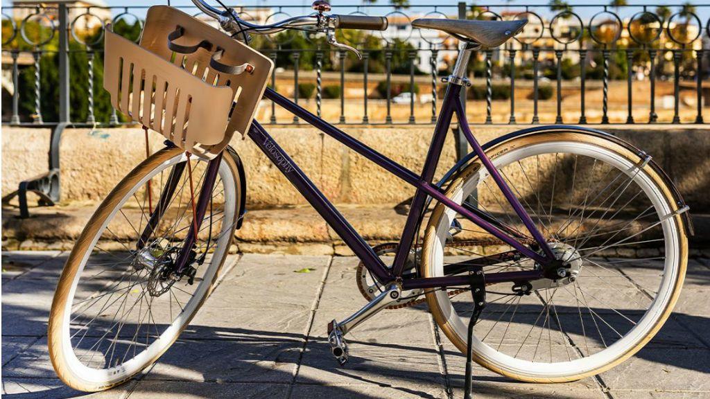 Vélosophy kávékapszula bicikli