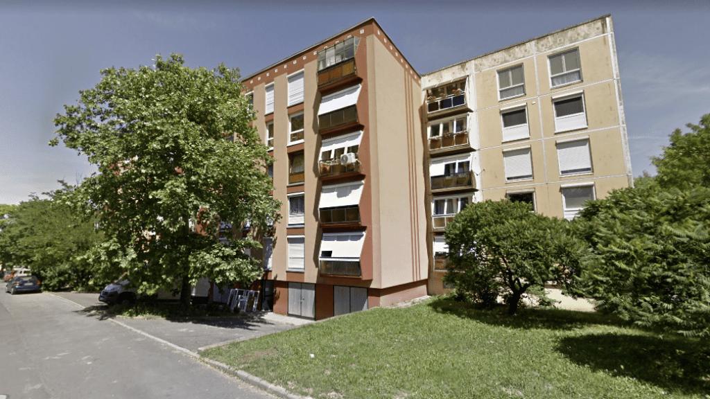 Pécs Árpádváros lakótelep