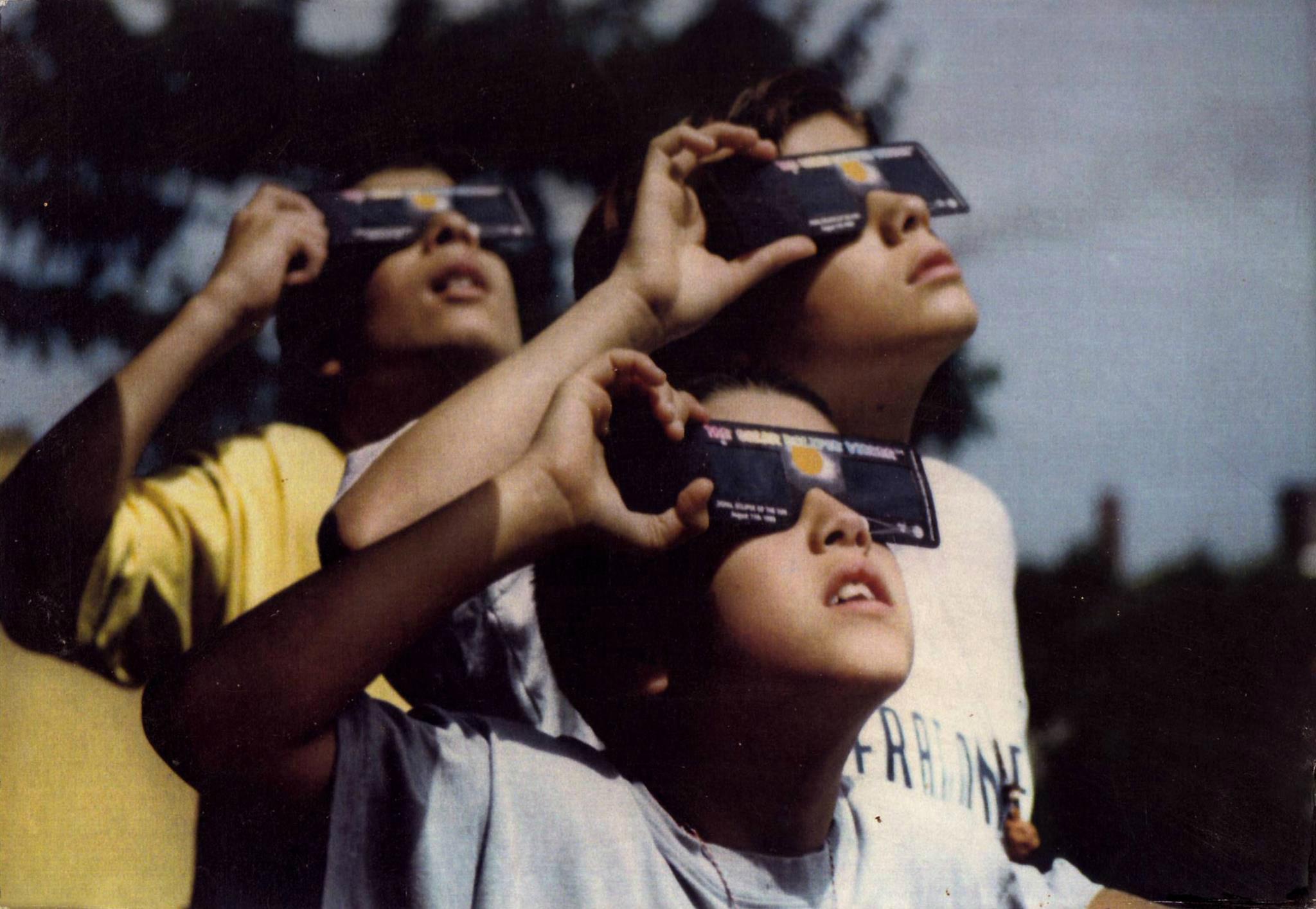 teljes napfogyatkozás 1999
